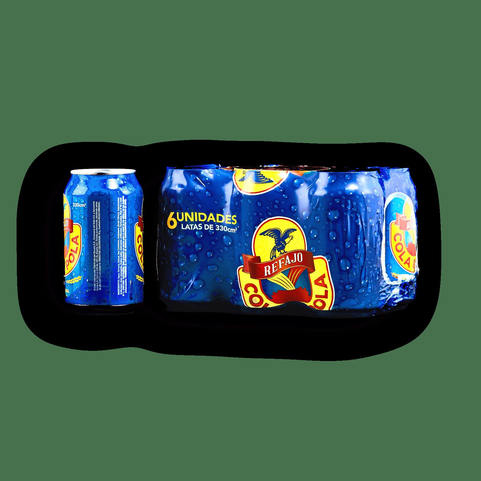 Refajo Cola Y Pola