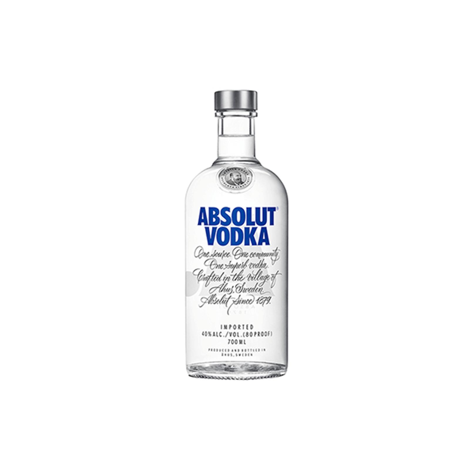 Vodka Absolut Regular