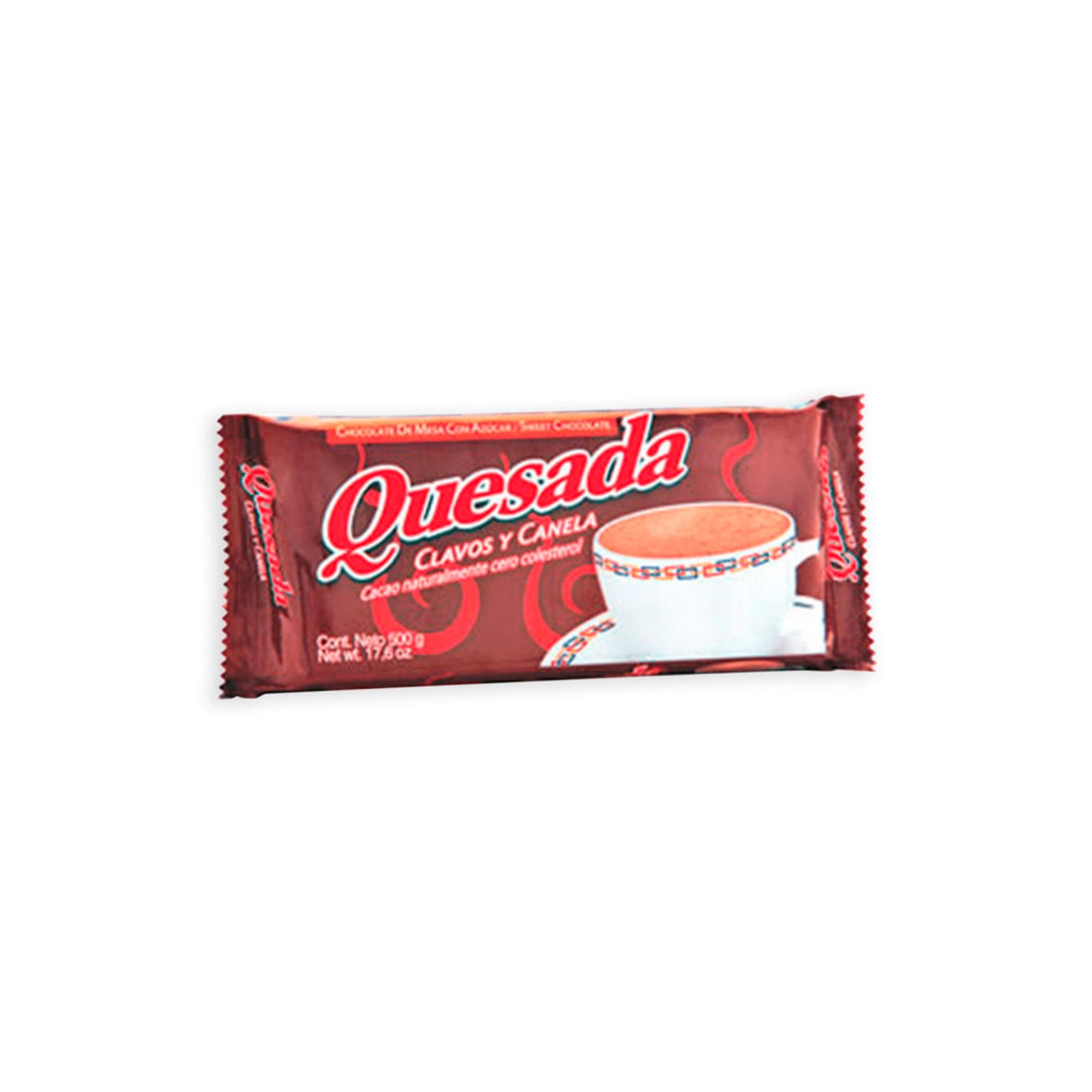 Chocolate Quesada