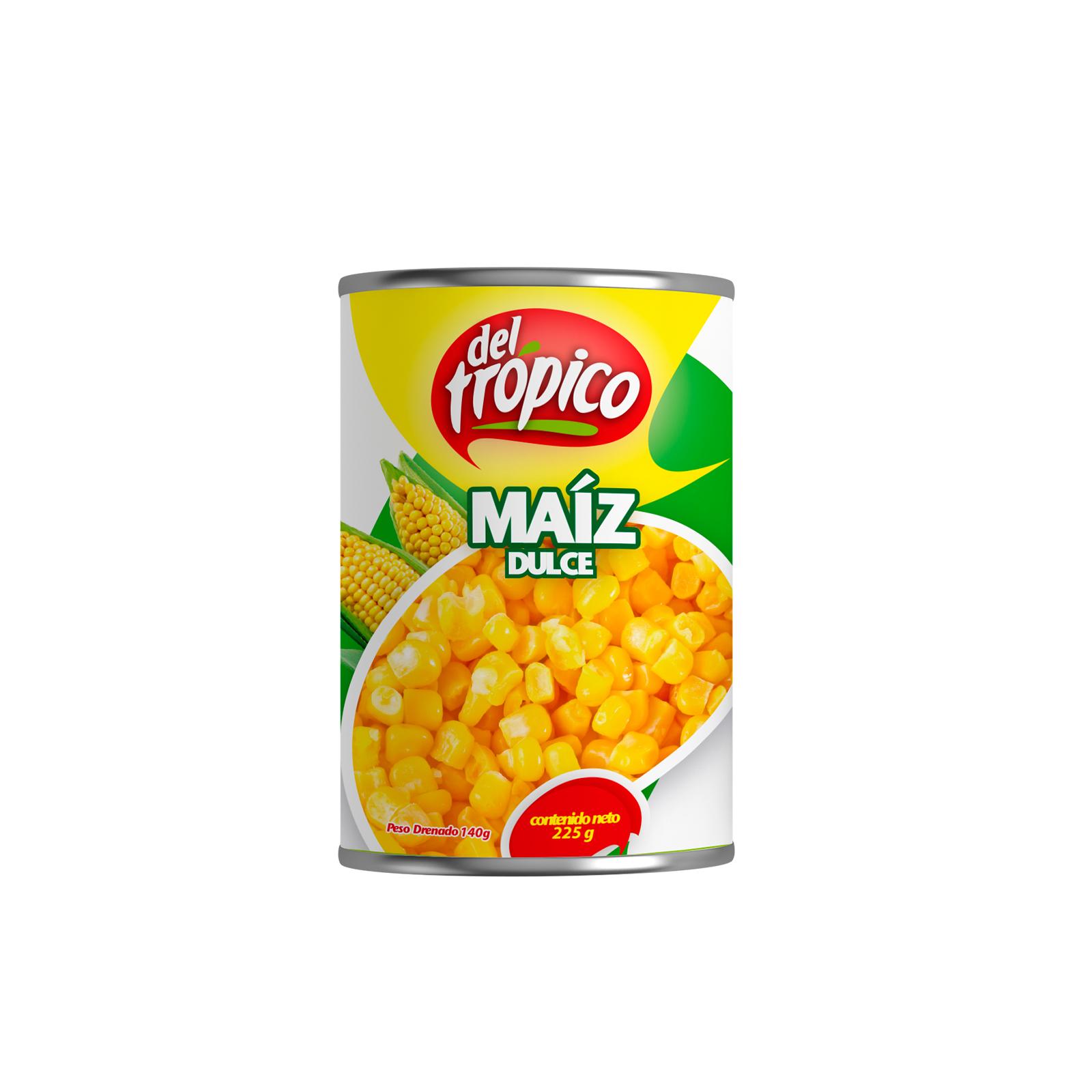Maiz Dulce Del Tropico