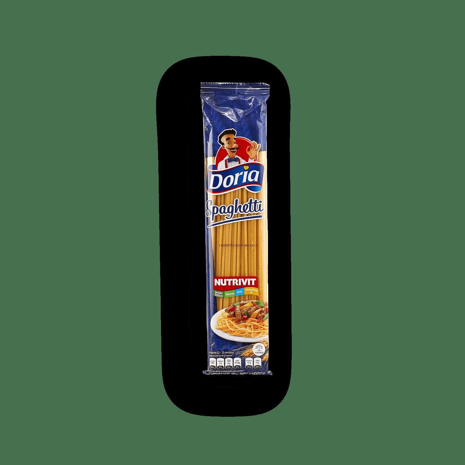 Spaghetti Doria