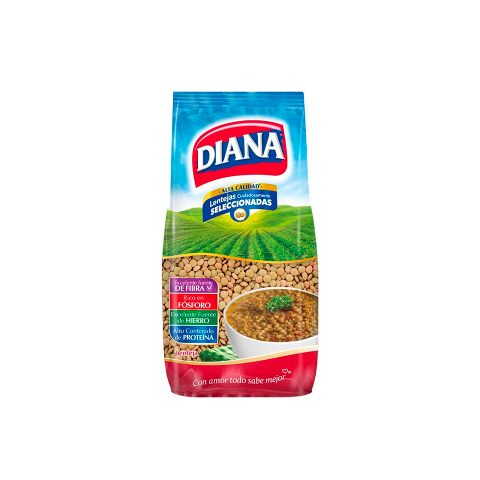 Lenteja Diana