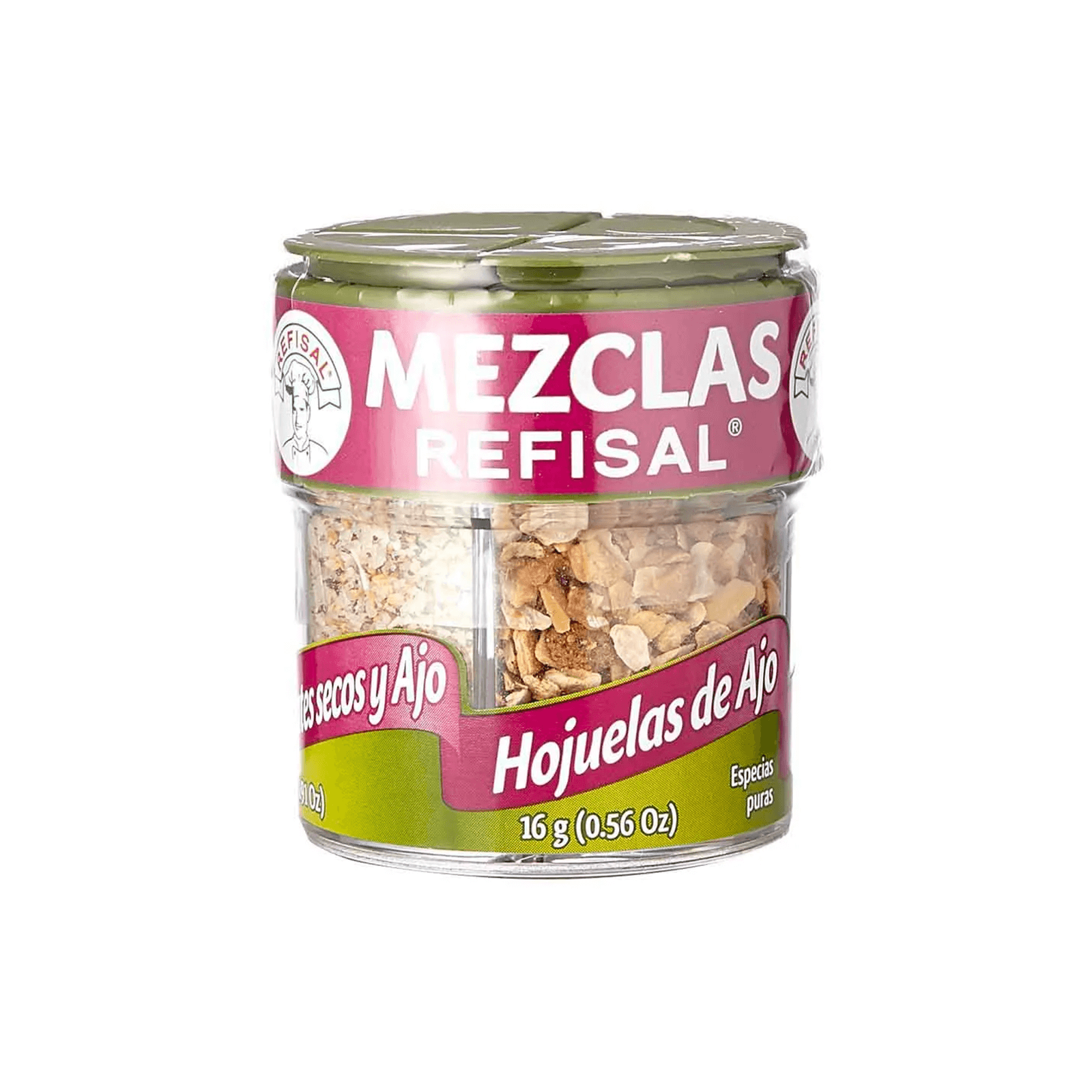 Mezclas Refisal Ajo