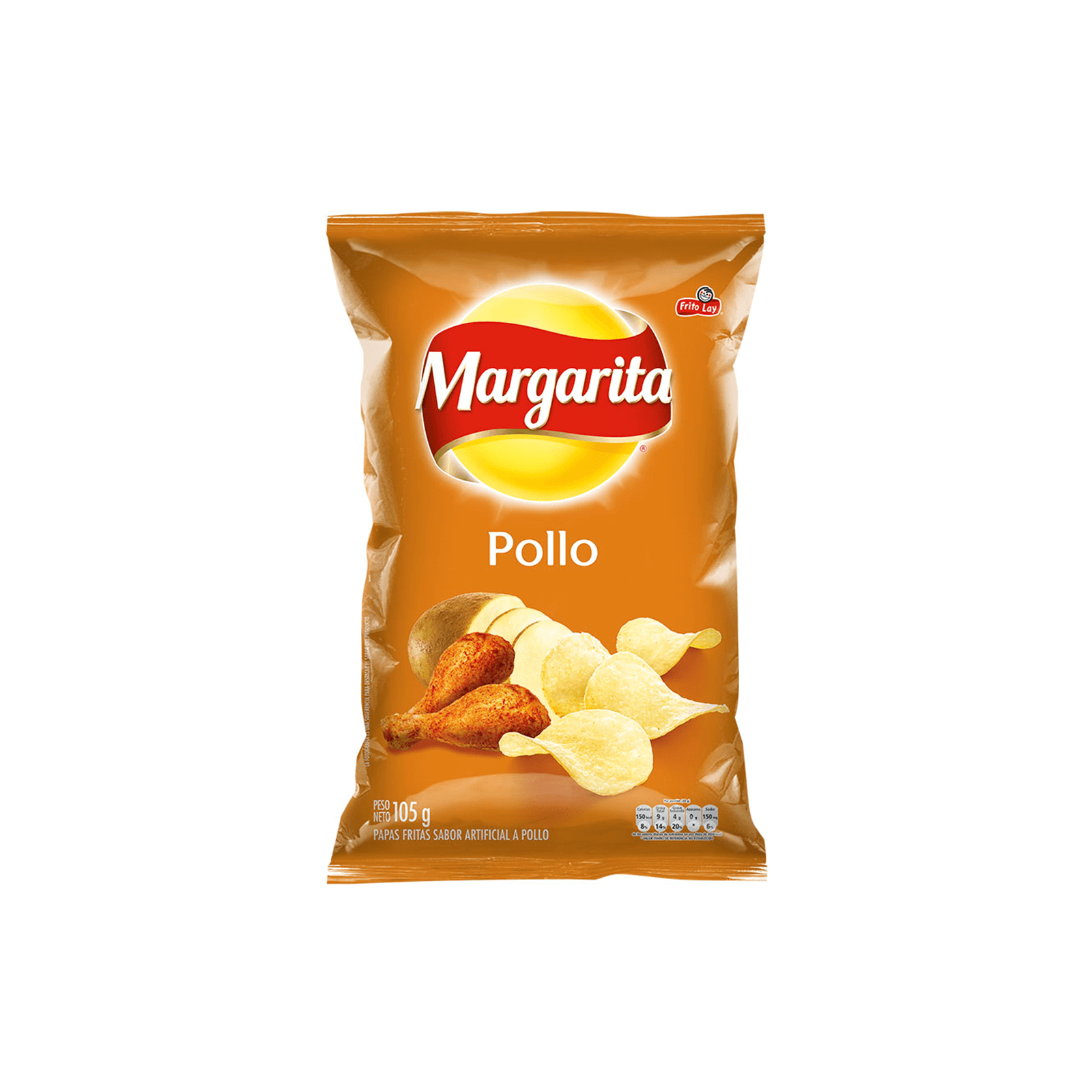Papa Margarita Pollo