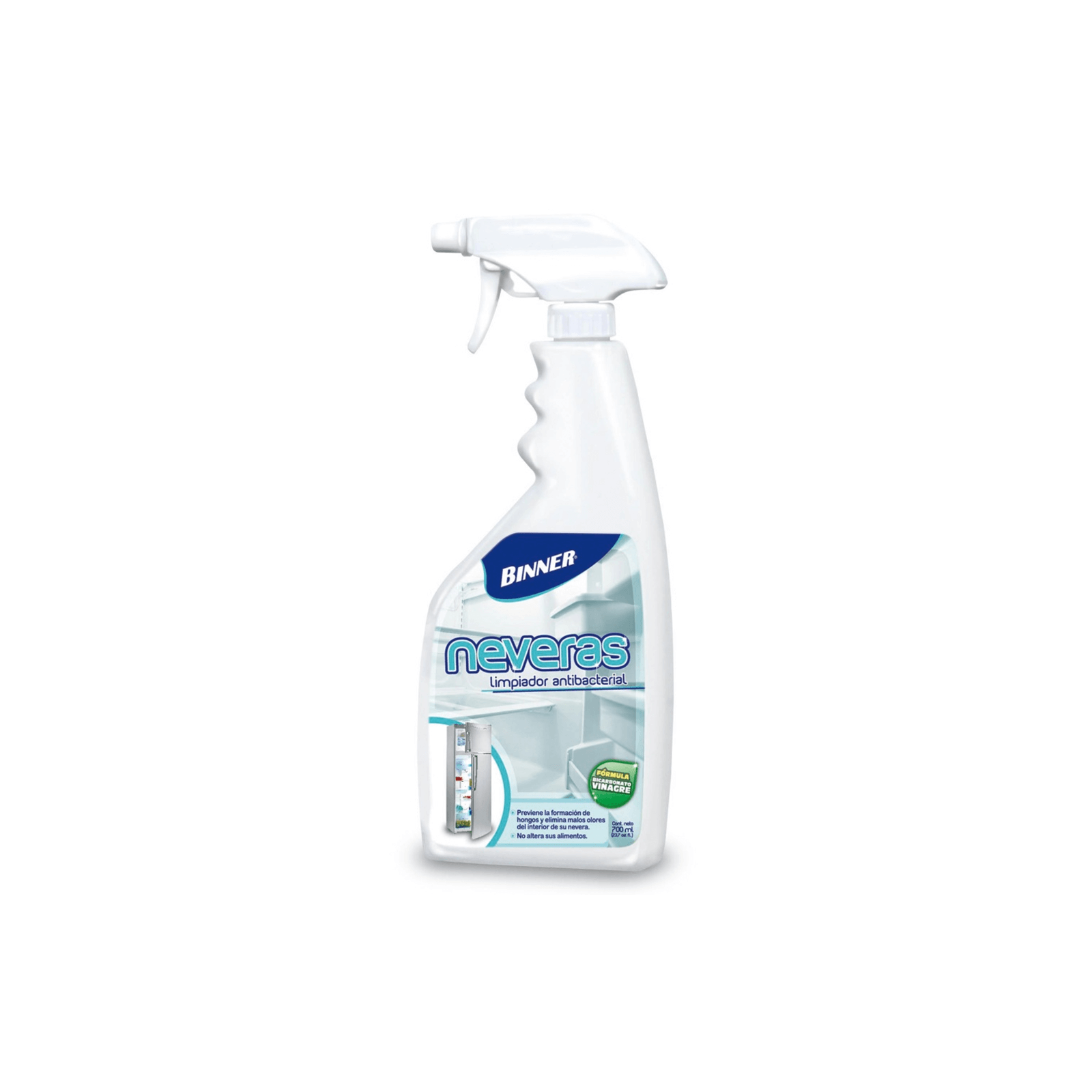 Limpiador Antibactarial De Neveras Binner