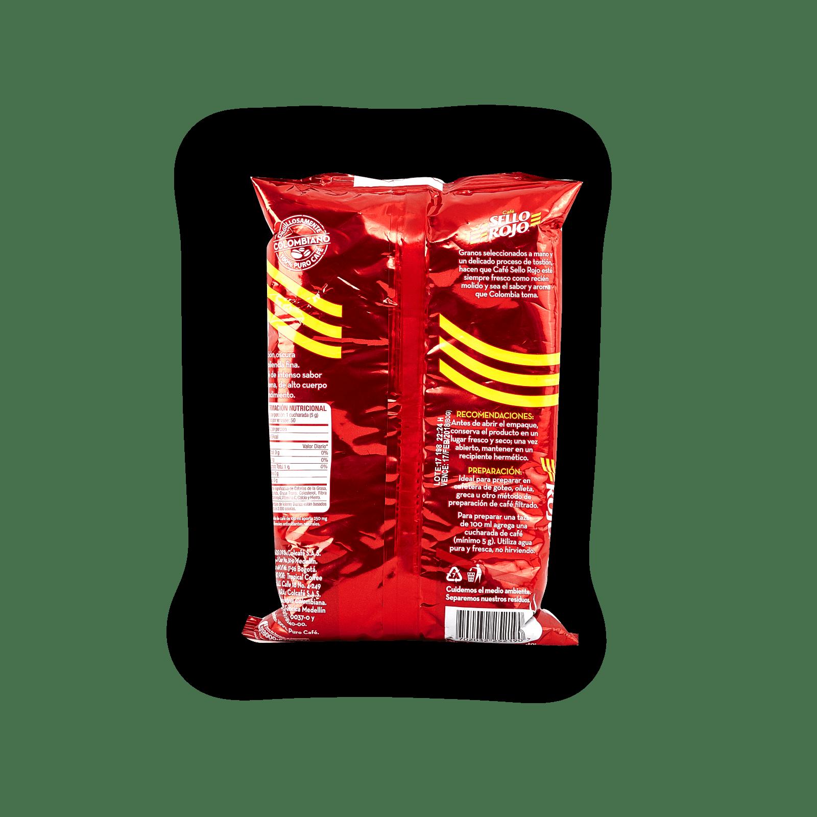 Café Sello Rojo Tradicional