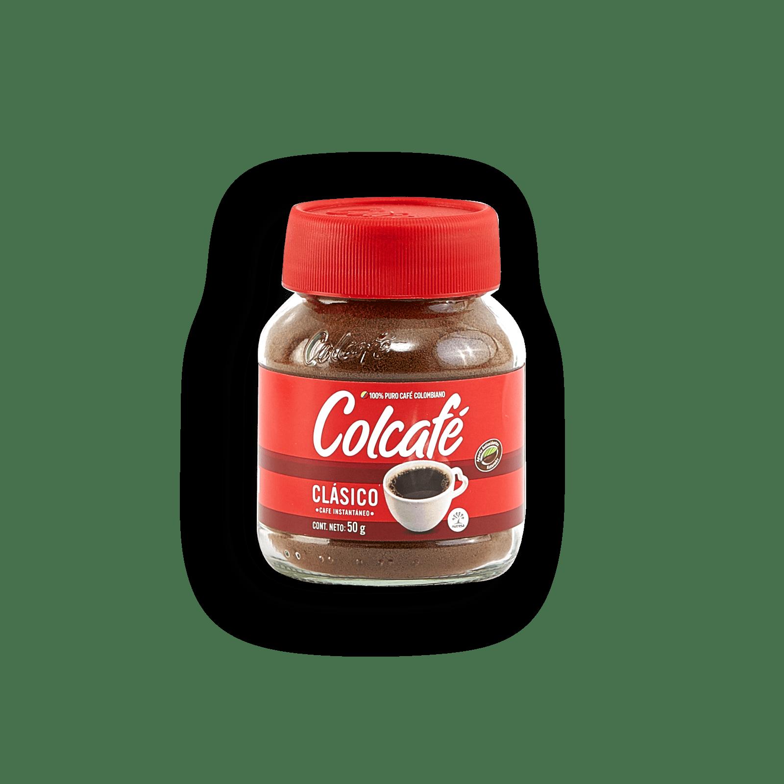 Café Instantáneo Colcafé Clásico
