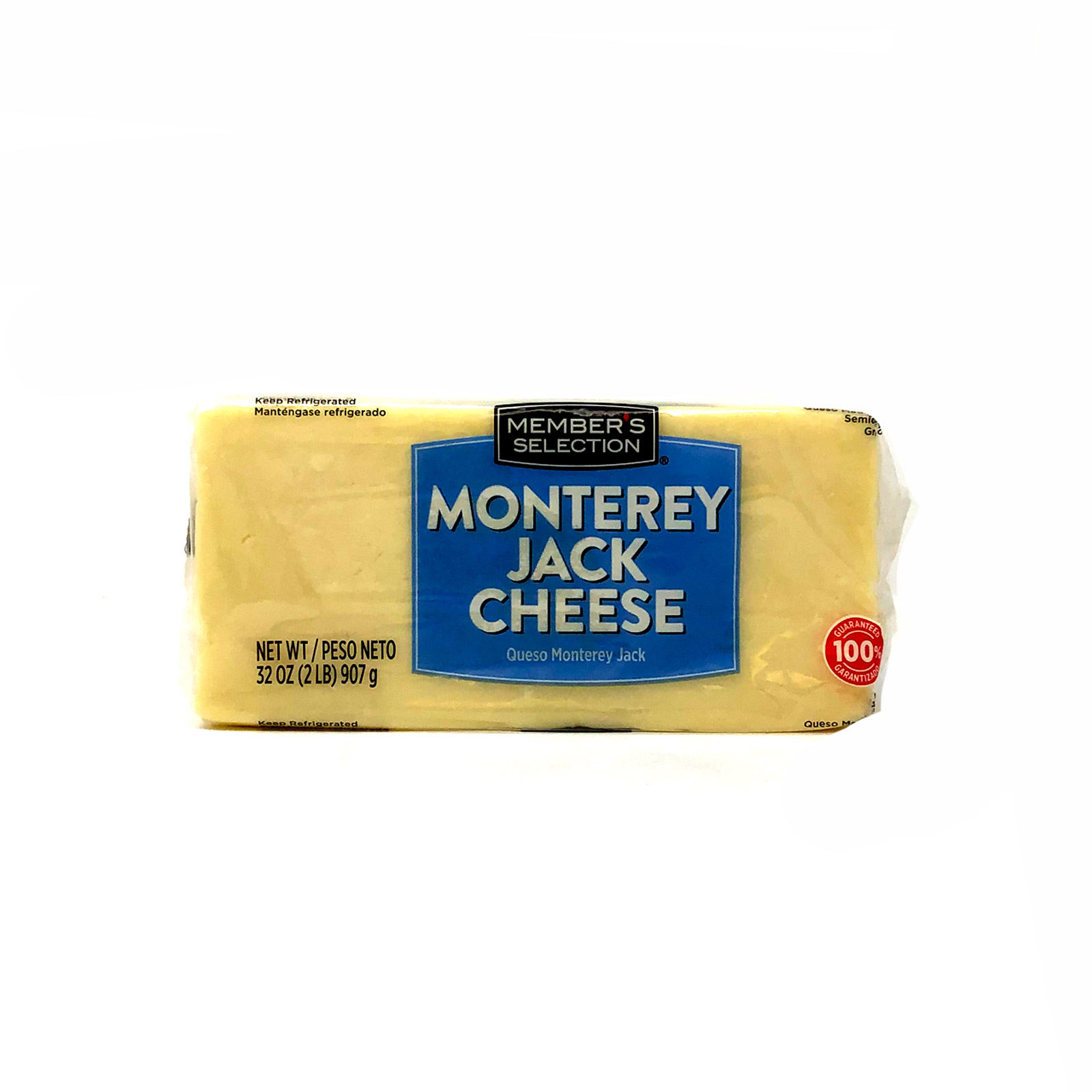 Queso Monterey Jack Member'S Selection