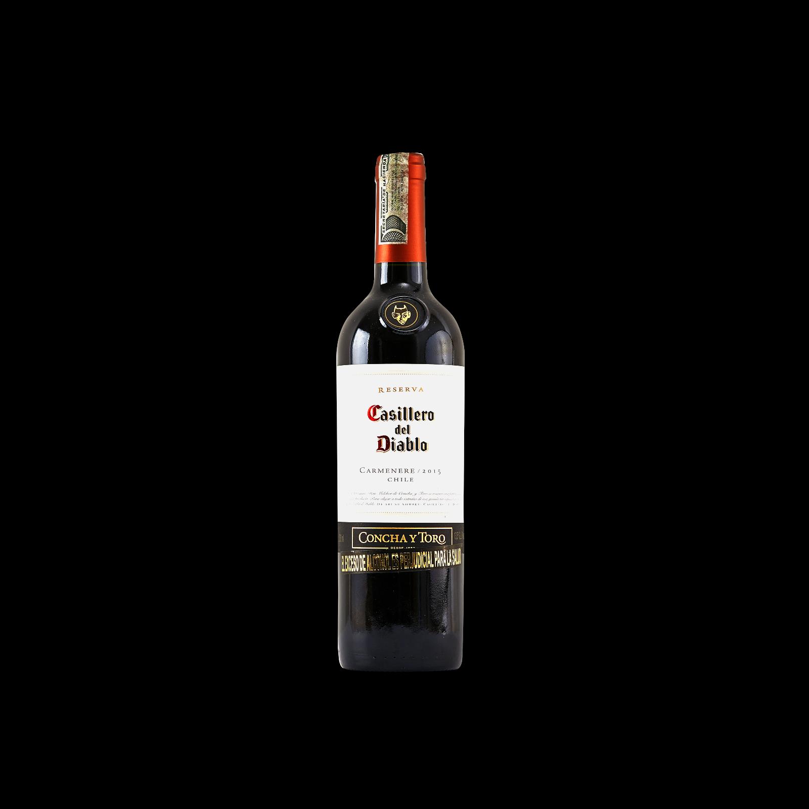 Vino Casillero Del Diablo Carmenere 2015 - Chile