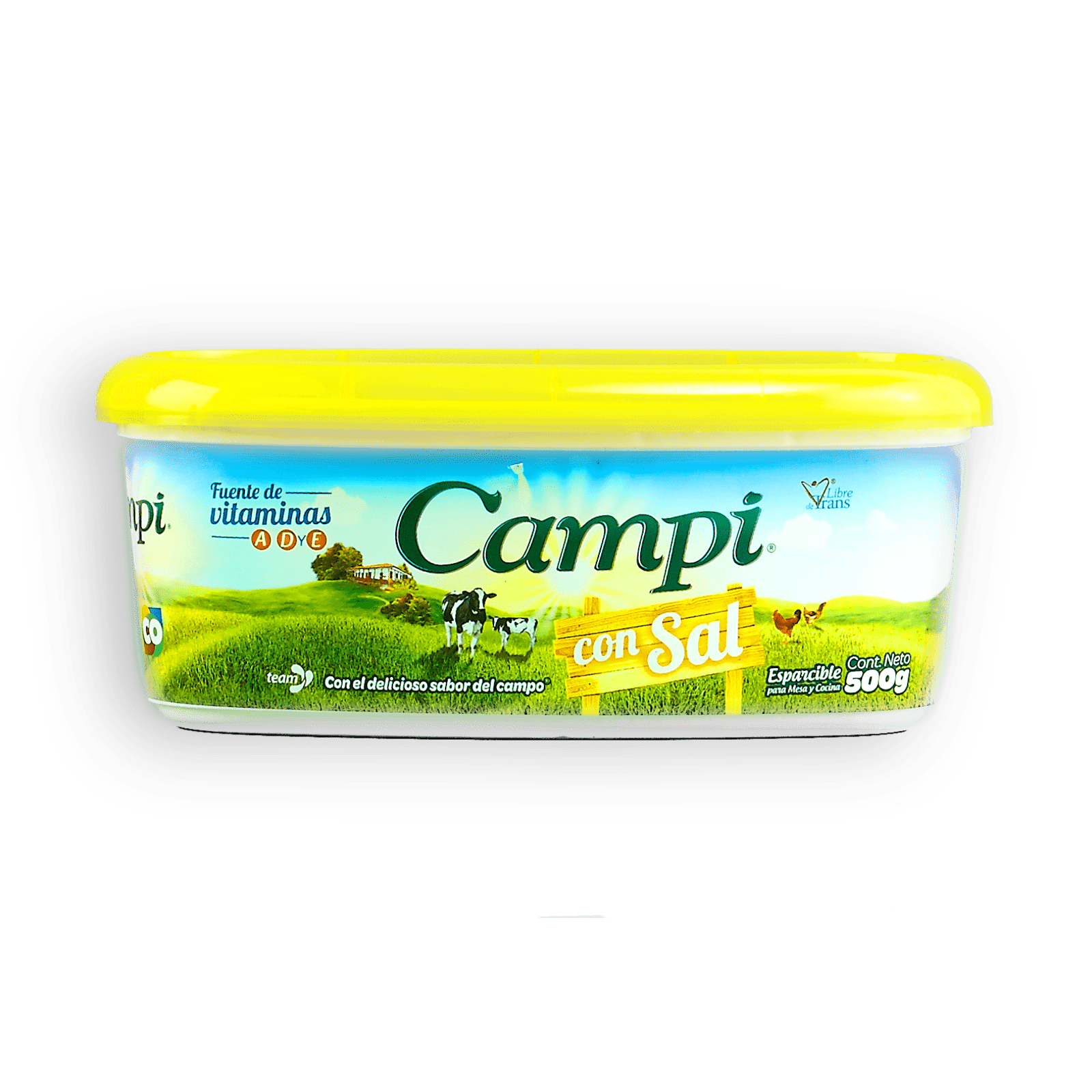 Margarina Campi Con Sal