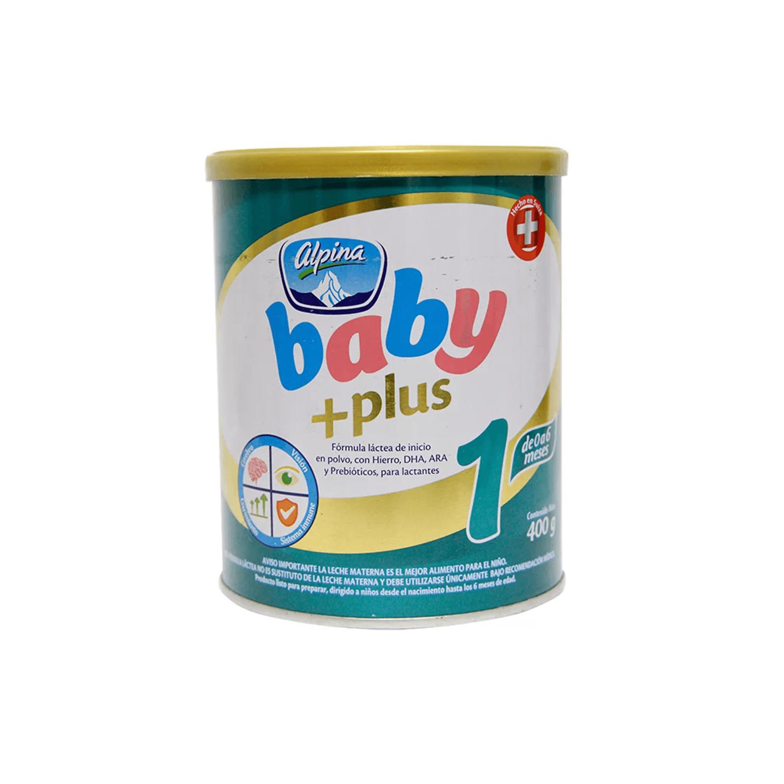 Fórmula Láctea Baby +Plus Etapa 1