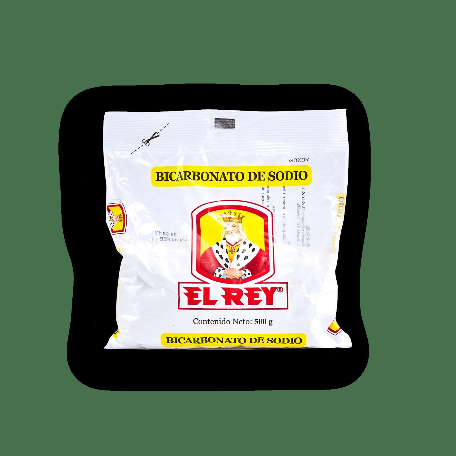 Bicarbonato De Sodio El Rey