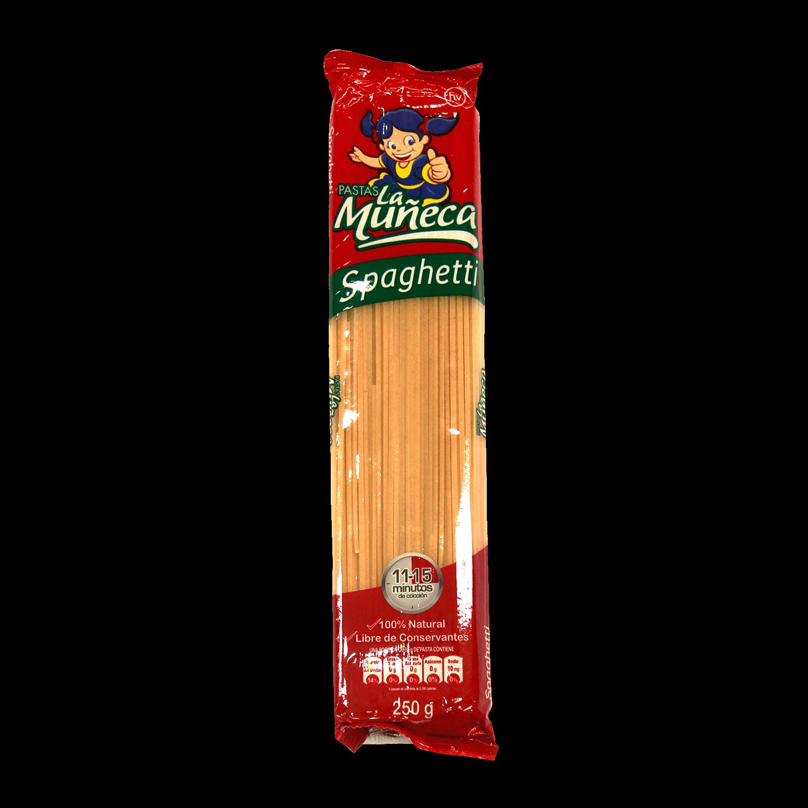 Pasta La Muñeca Spaghetti