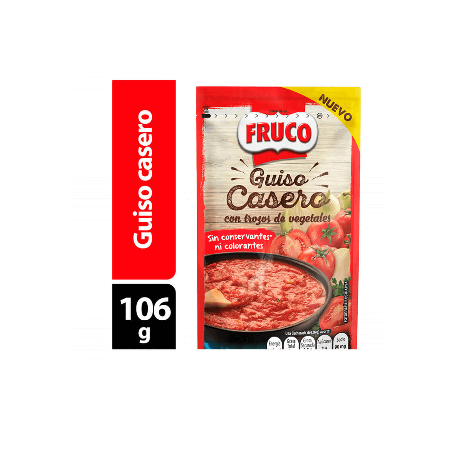Guiso Casero Fruco