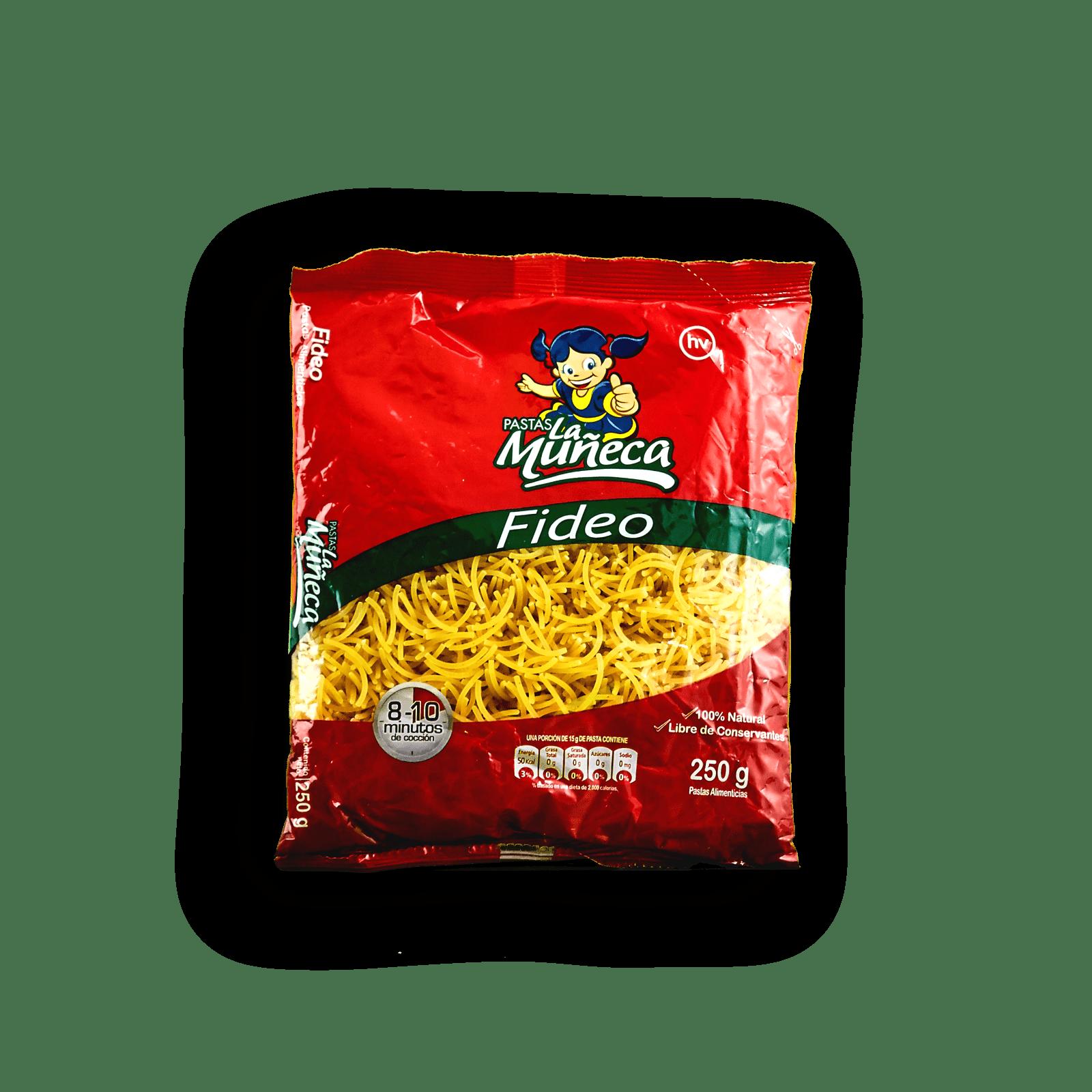 Pasta La Muñeca Fideo