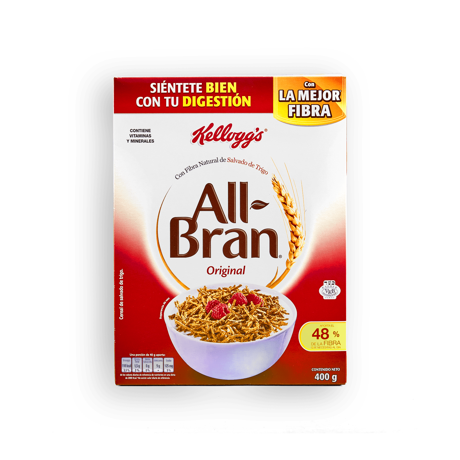 Cereal All Bran Original