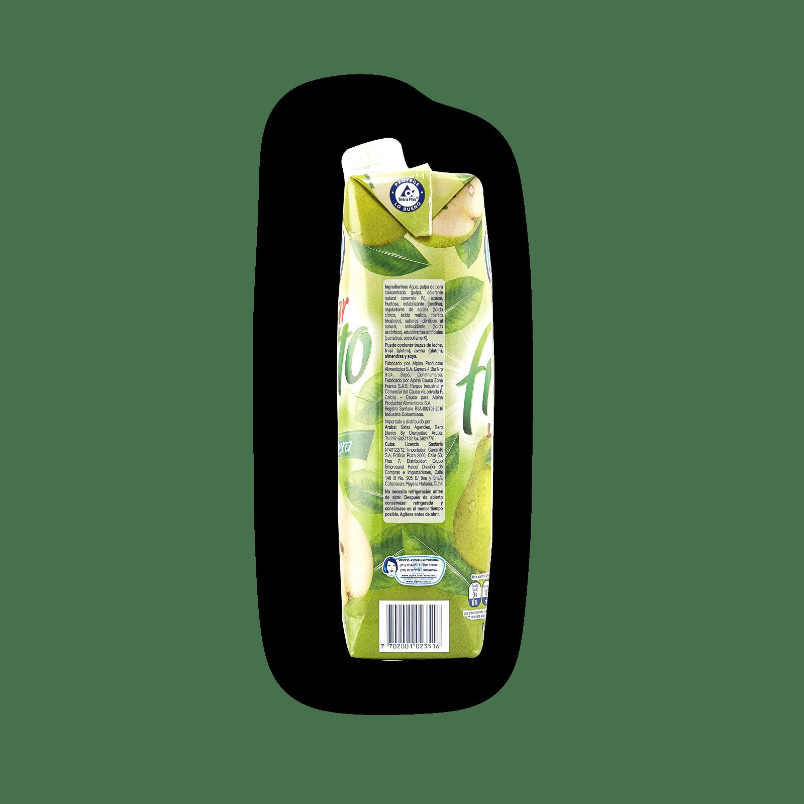 Néctar Frutto Pera