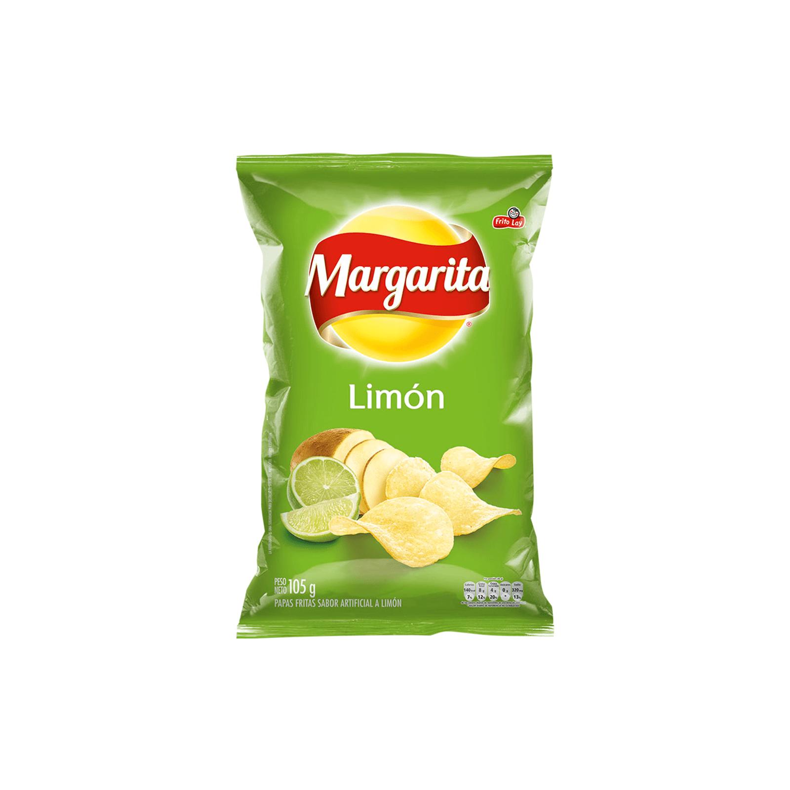 Papa Margarita Limon