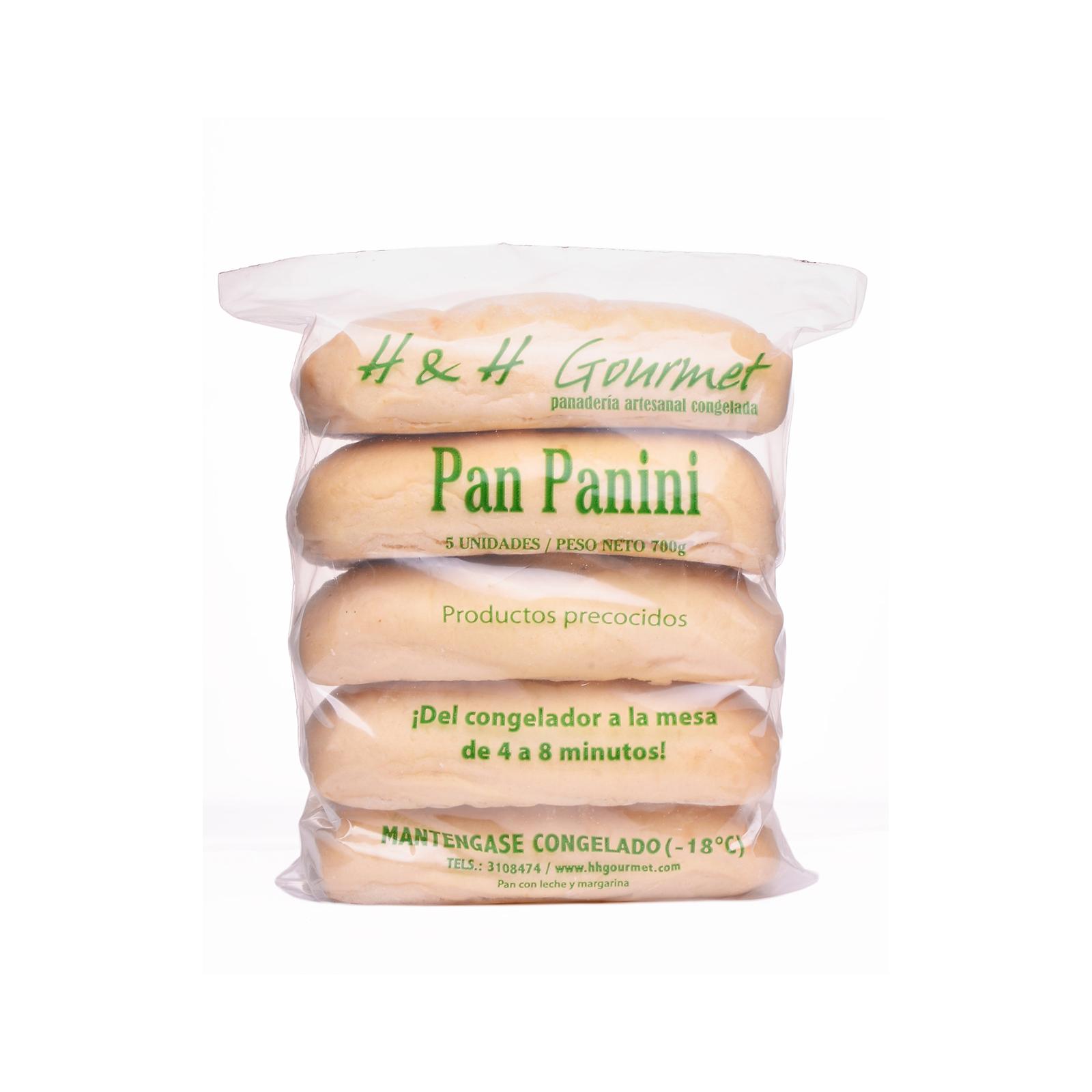 Pan Paninix H & H Gourmet