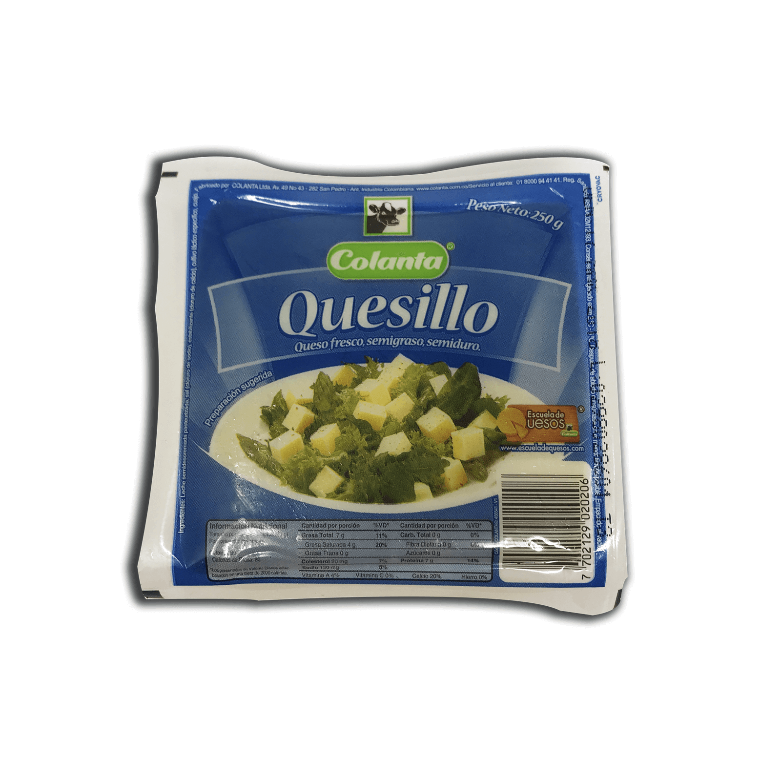 Quesillo Colanta