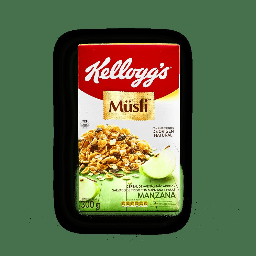 Cereal Müsli Manzana