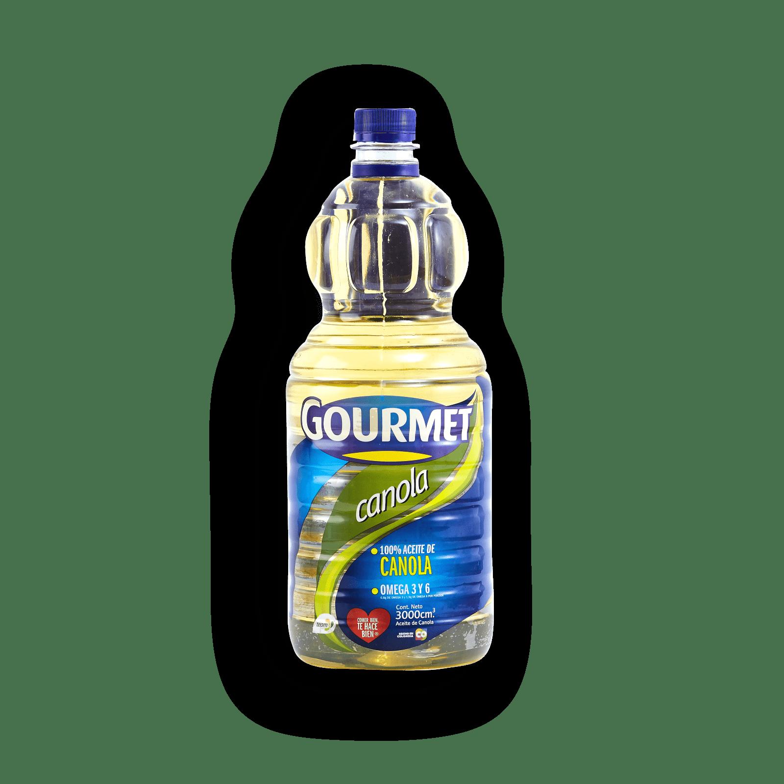 Aceite De Canola Gourmet