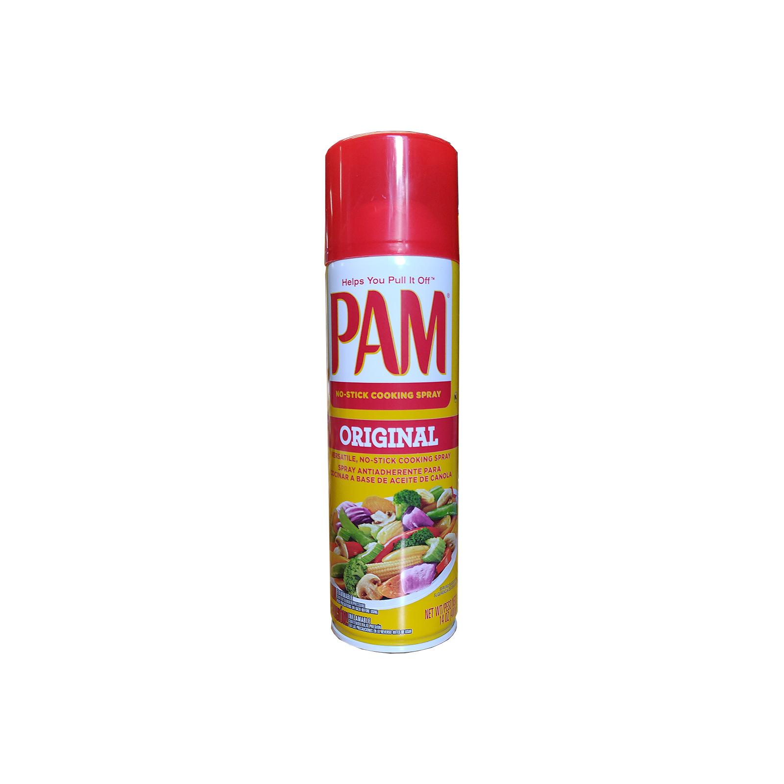 Aceite De Canola Pam Sprayx