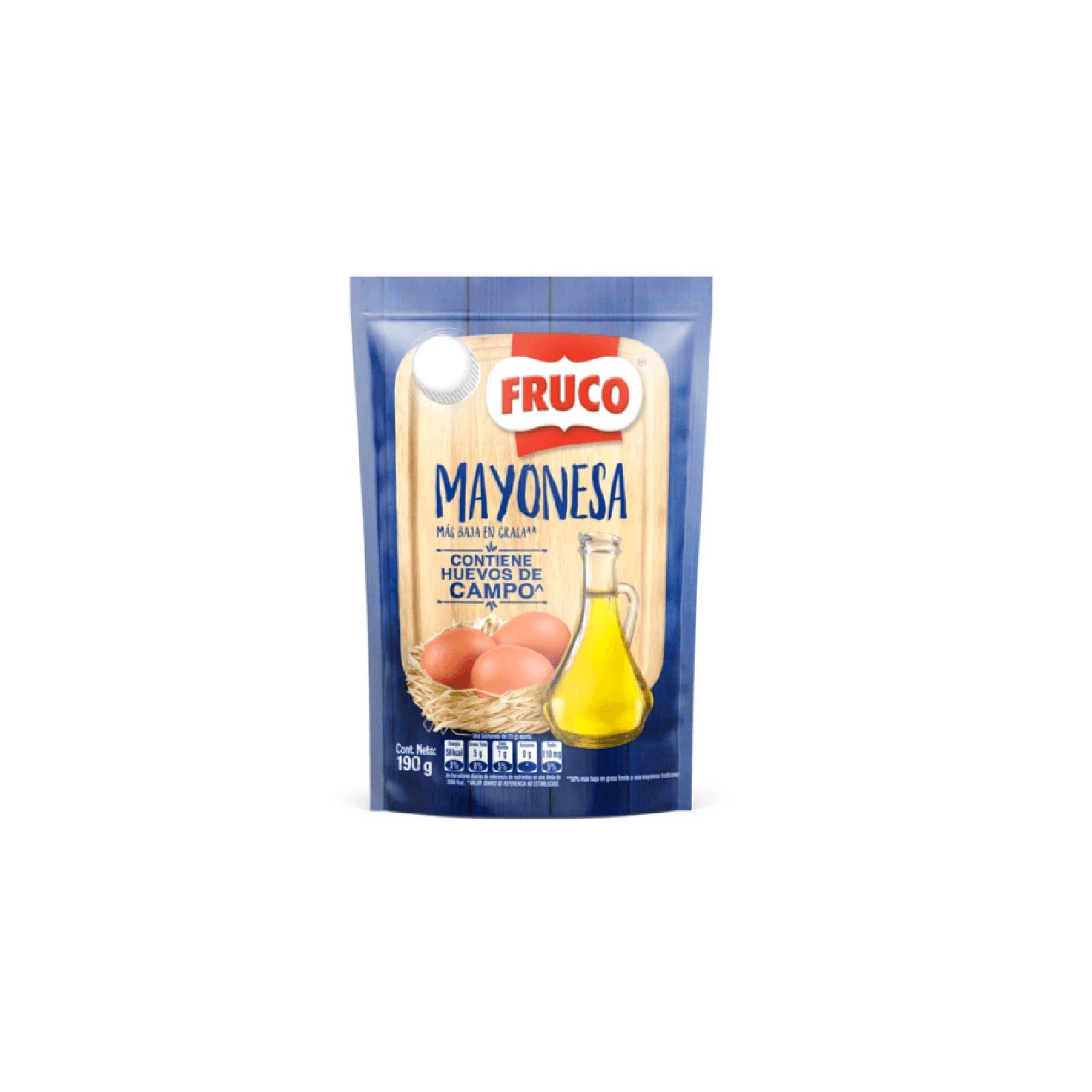 Mayonesa Fruco Doypack