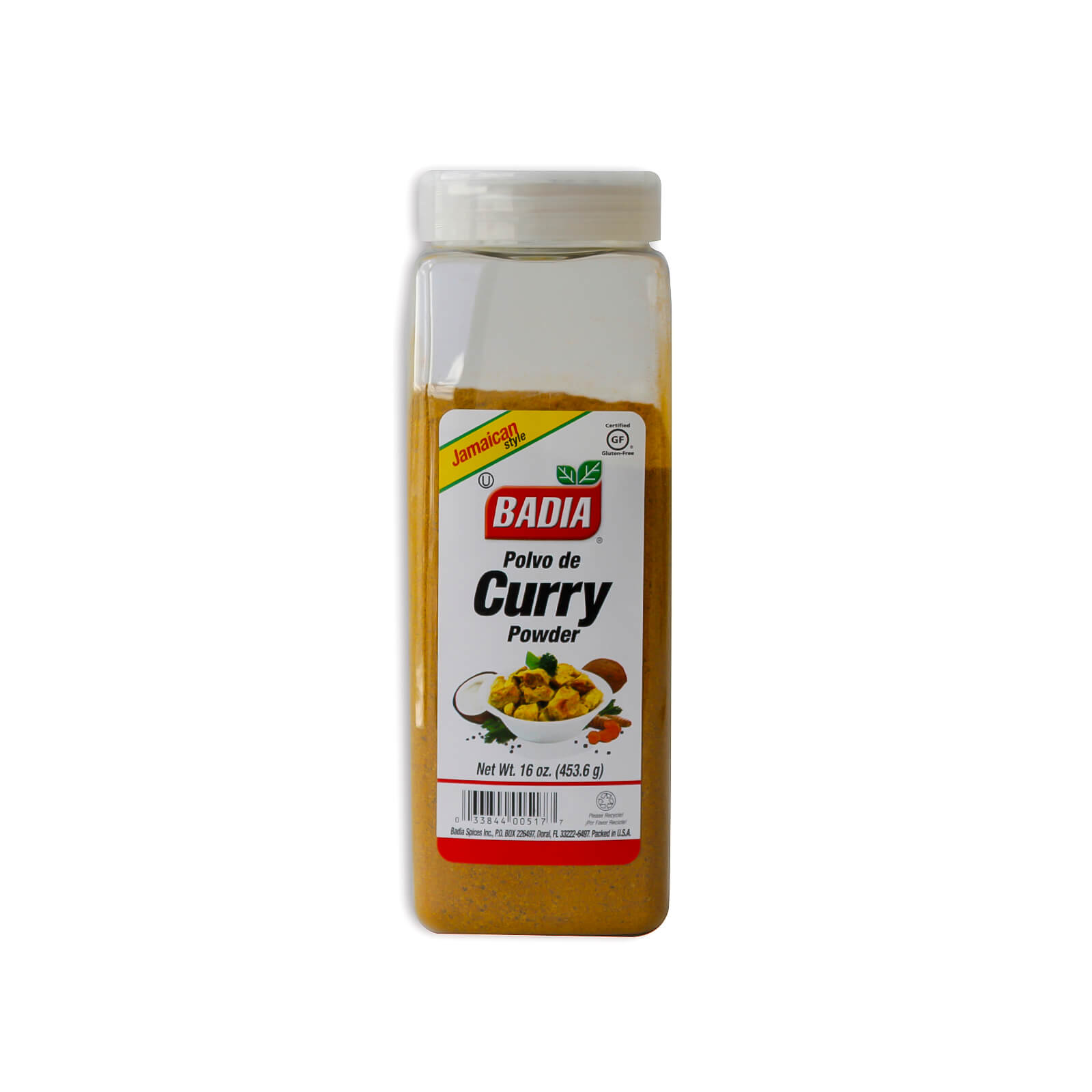 Polvo De Curry Badia