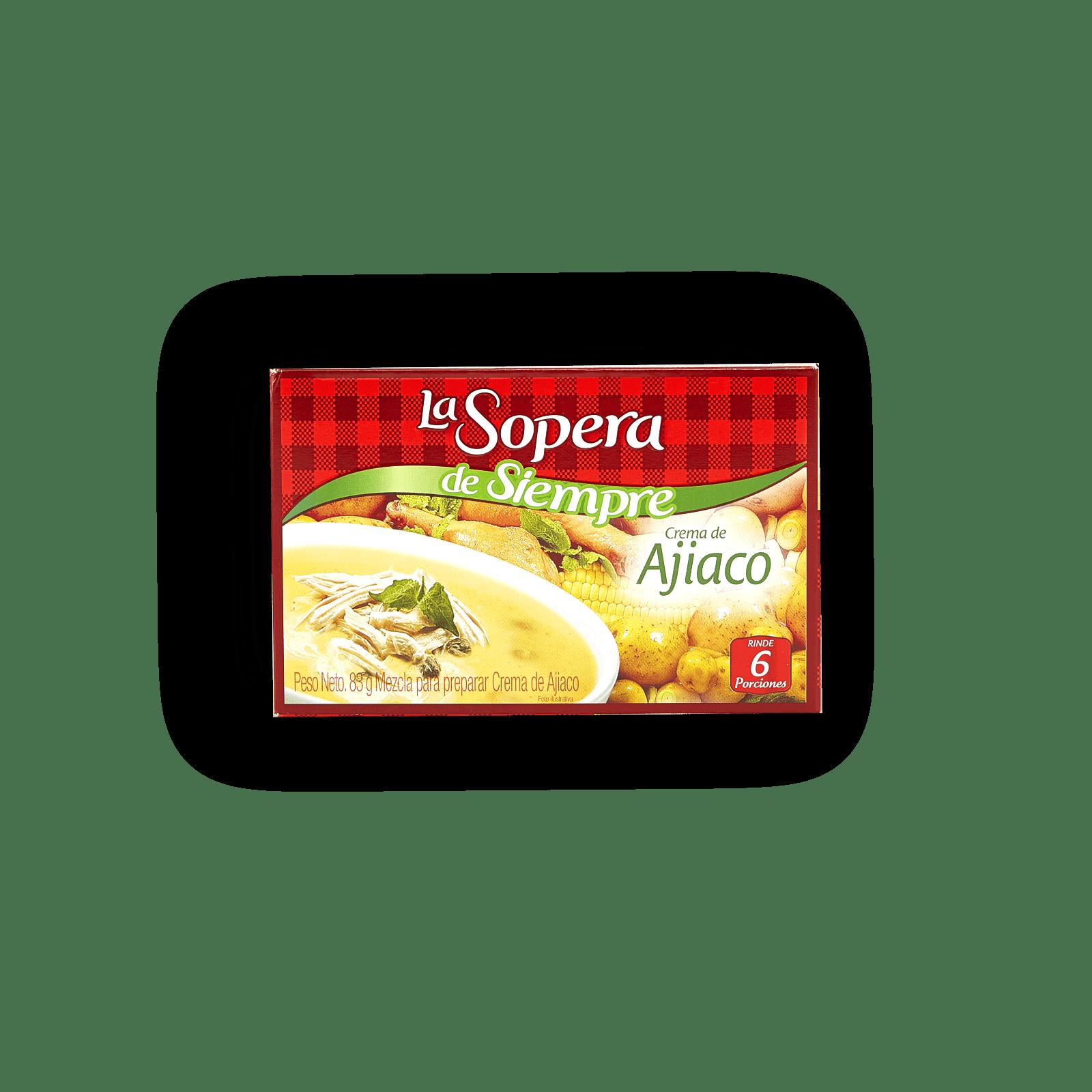 Crema De Ajiaco