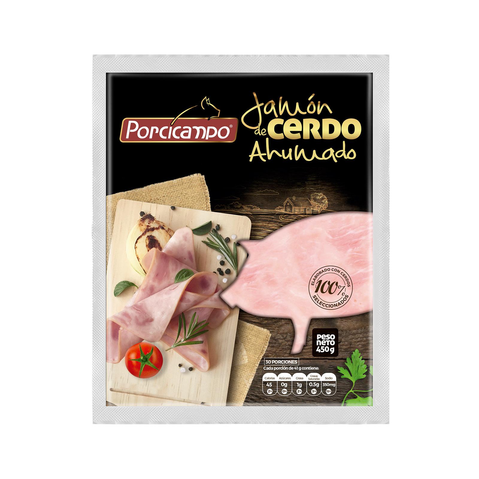 Jamon De Cerdo Ahumado
