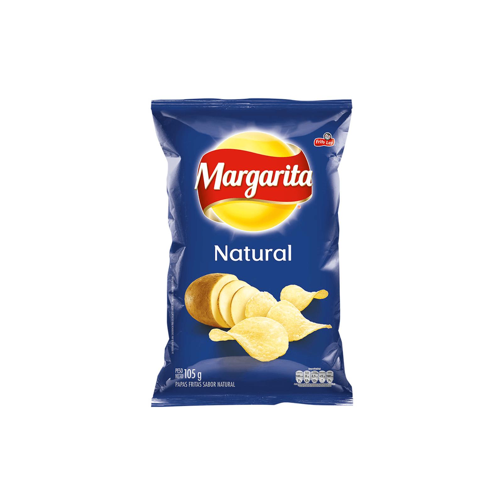 Papa Margarita Natural