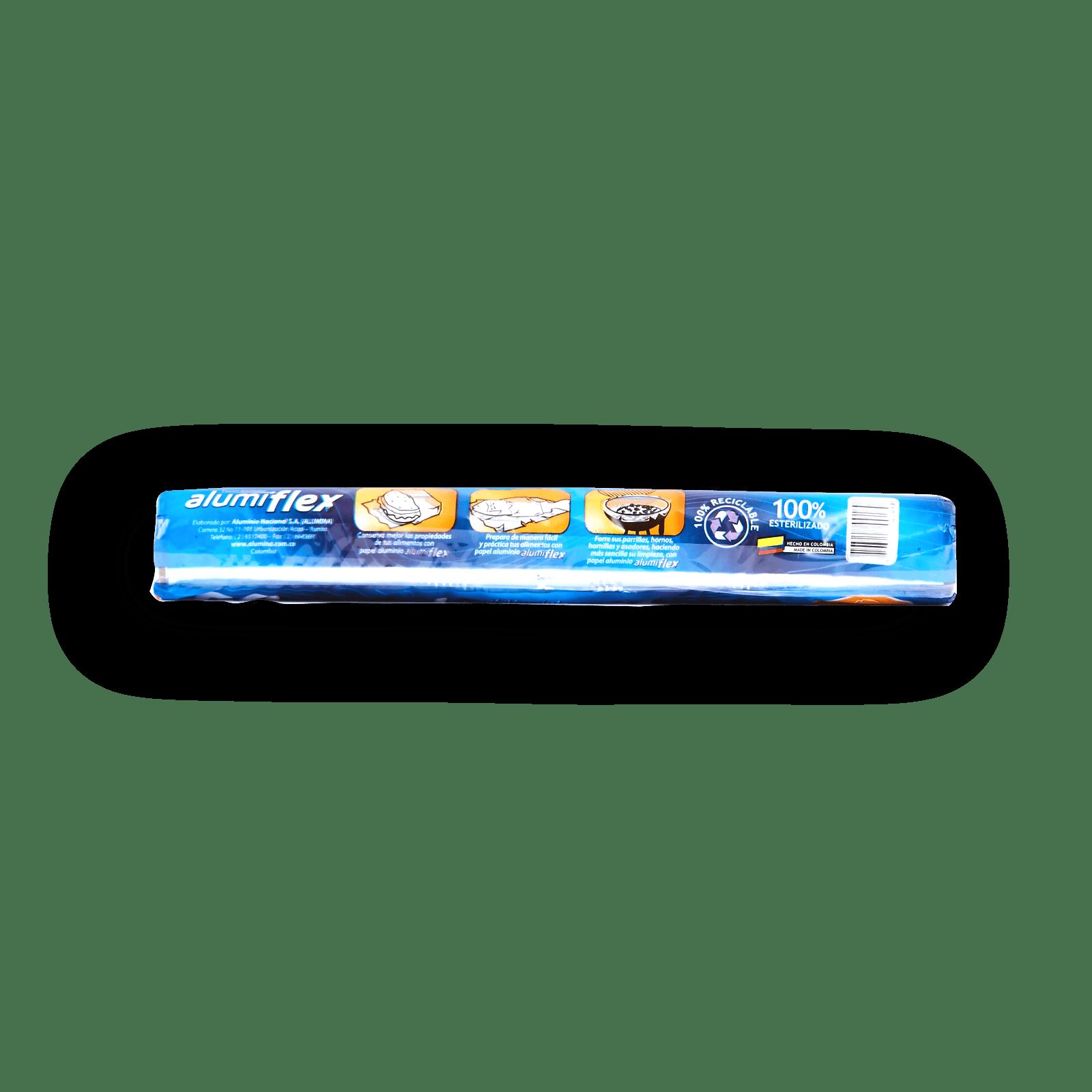 Papel Aluminio Alumiflex